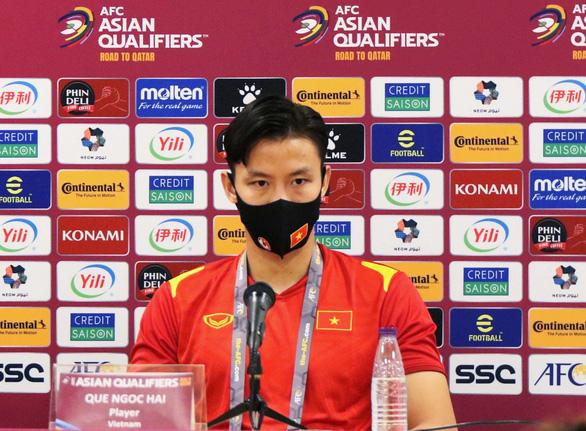 HLV Park Hang Seo: Đội tuyển Việt Nam sẽ nỗ lực để mang về niềm vui trong ngày Quốc khánh 2-9 - Ảnh 2.