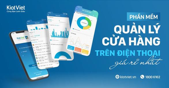 Startup phần mềm quản lý bán hàng Việt Nam nhận đầu tư 45 triệu USD giữa đại dịch - Ảnh 1.
