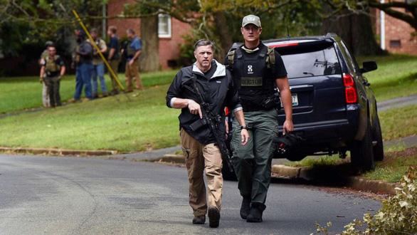 Học sinh Mỹ vác súng đi học, bắn chết bạn tại trường - Ảnh 1.