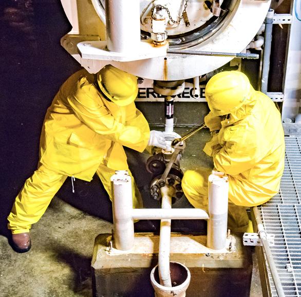 Công ty Đường ống khí Nam Côn Sơn bước vào đợt bảo dưỡng sửa chữa lớn năm 2021 - Ảnh 3.