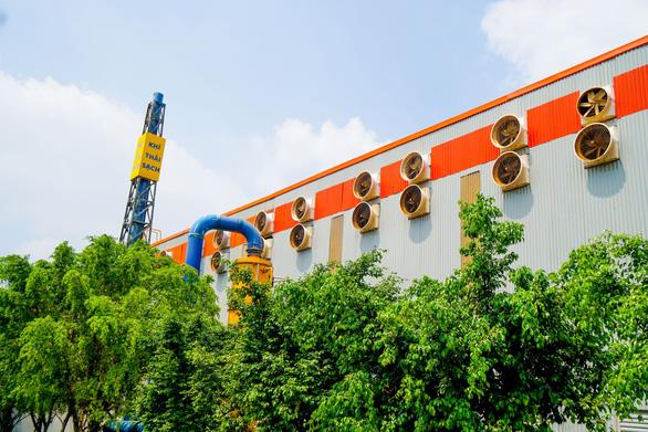 Thực hiện 3T thành công, Tôn Đông Á tăng trưởng ấn tượng - Ảnh 1.