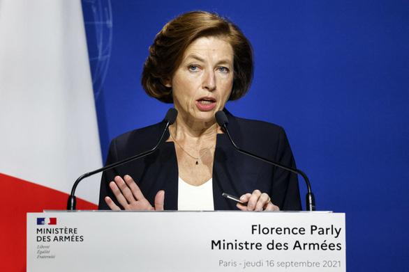 Pháp hủy cuộc họp quốc phòng với Anh - Ảnh 1.
