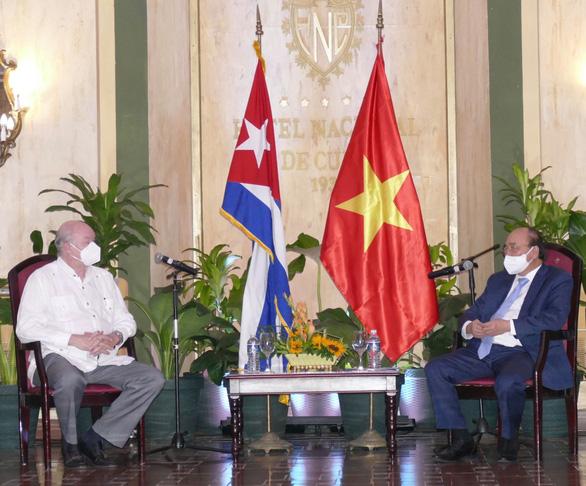 Việt Nam ký hợp đồng mua 10 triệu liều vắc xin của Cuba - Ảnh 1.