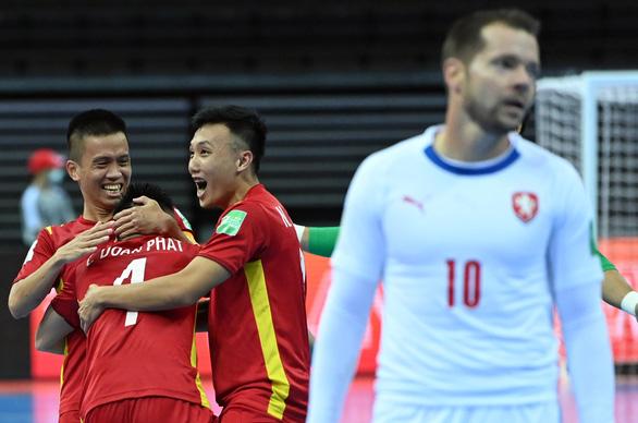 Tuyệt vời futsal Việt Nam - Ảnh 1.