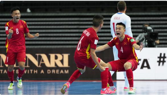 HLV tuyển futsal CH Czech: Trận hòa với Việt Nam là cái kết bi thảm - Ảnh 1.