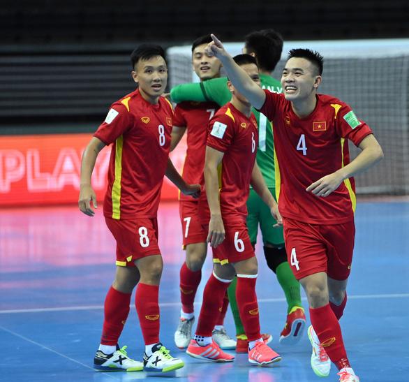 Tuyệt vời futsal Việt Nam - Ảnh 2.