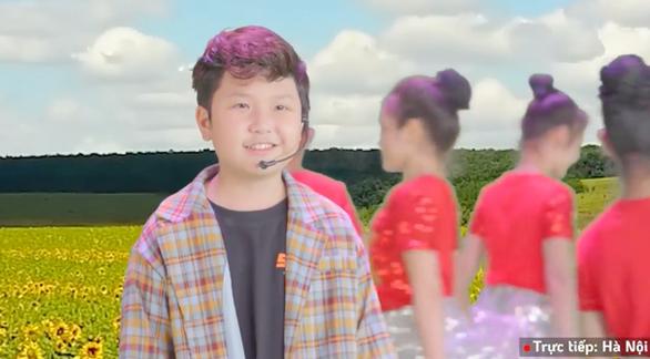 Quán quân, á quân The Voice Kids lên sóng Đêm hội trăng rằm trực tuyến - Ảnh 1.