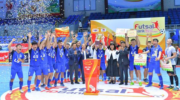 Tuyệt vời futsal Việt Nam - Ảnh 3.