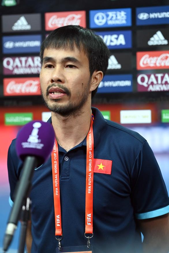 Những gương mặt ấn tượng của futsal Việt Nam - Ảnh 1.