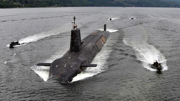 Tàu ngầm Mỹ đã đụng phải gì ở Biển Đông? - Ảnh 3.