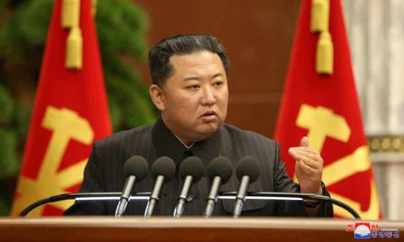 Triều Tiên cảnh báo chạy đua vũ trang hạt nhân vì AUKUS - Ảnh 1.
