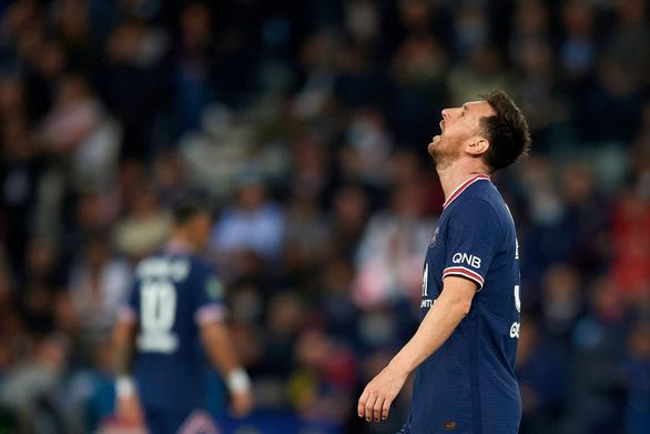 Messi kém duyên ghi bàn, bị thay thế phút 76, PSG thắng ngược Lyon phút 90+3 - Ảnh 1.