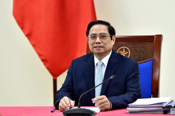 Thủ tướng đề nghị COVAX phân bổ nhanh vắc xin Moderna cho Việt Nam - Ảnh 1.