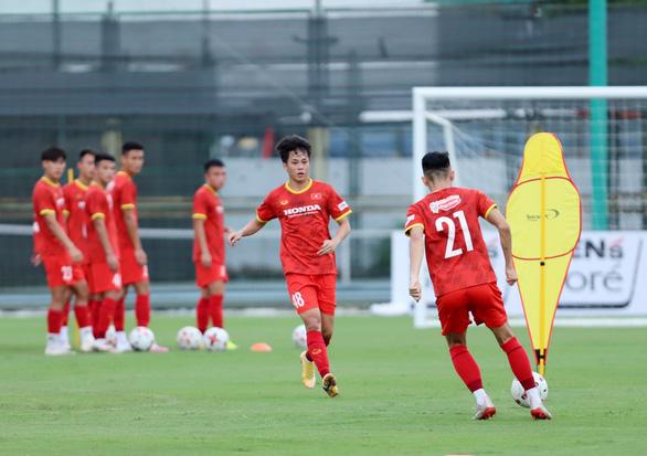 Bảng I vòng loại U23 châu Á 2022: Tuyển U22 Việt Nam thi đấu ở Trung Đông - Ảnh 1.