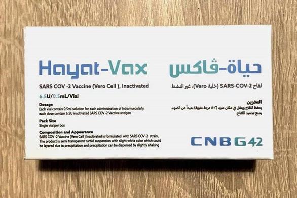 Bộ Y tế phê duyệt cho Vimedimex nhập khẩu và phân phối 30 triệu liều vắc xin Hayat-Vax - Ảnh 3.