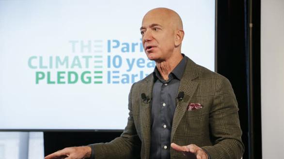 Tỉ phú Bezos góp 1 tỉ USD bảo tồn thiên nhiên - Ảnh 1.
