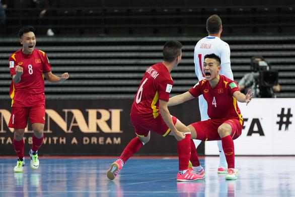 Cả 5 đội tuyển châu Á đều giành quyền đi tiếp ở World Cup futsal 2021 - Ảnh 2.