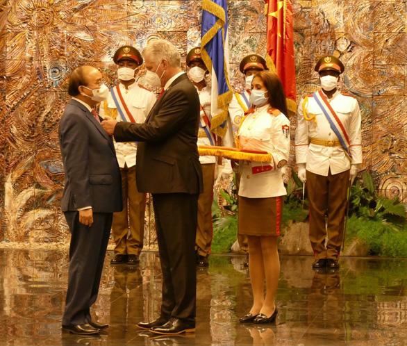 Việt Nam - Cuba thúc đẩy hợp tác kinh tế - Ảnh 1.