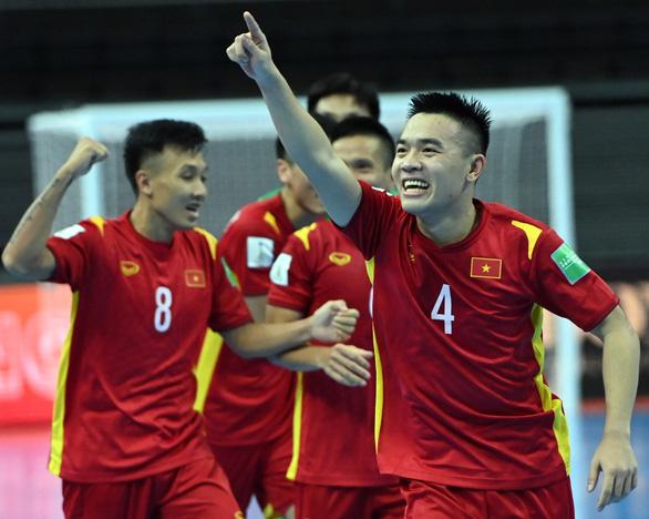 Chơi bóng để không còn câu hỏi: tuyển Futsal Việt Nam là đội nào? - Ảnh 1.