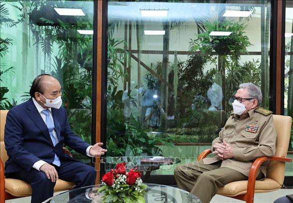 Việt Nam ủng hộ nối lại đối thoại, hợp tác giữa Mỹ và Cuba - Ảnh 1.