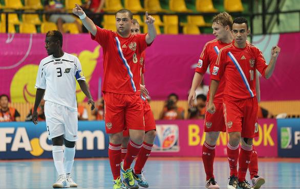 Futsal Nga và câu chuyện nhập tịch cầu thủ Brazil - Ảnh 4.