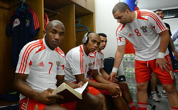 Futsal Nga và câu chuyện nhập tịch cầu thủ Brazil - Ảnh 2.