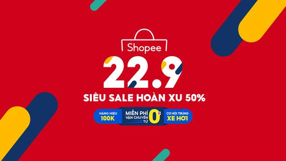 Siêu Sale Hoàn Xu 50% trên Shopee nắm bắt tâm lý mua sắm tiết kiệm - Ảnh 6.