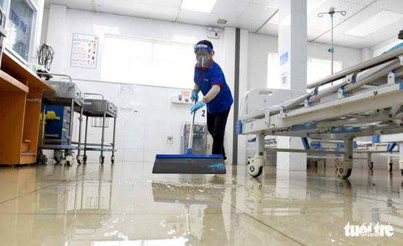 Bệnh viện 'xanh - sạch COVID-19' đầu tiên của TP.HCM chuẩn bị đón bệnh nhân đến khám - Ảnh 7.
