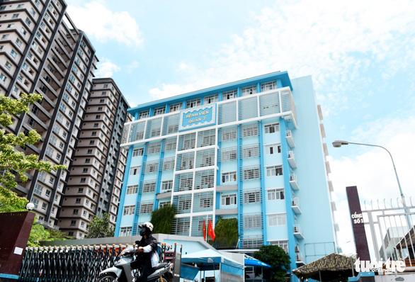 Bệnh viện 'xanh - sạch COVID-19' đầu tiên của TP.HCM chuẩn bị đón bệnh nhân đến khám - Ảnh 9.