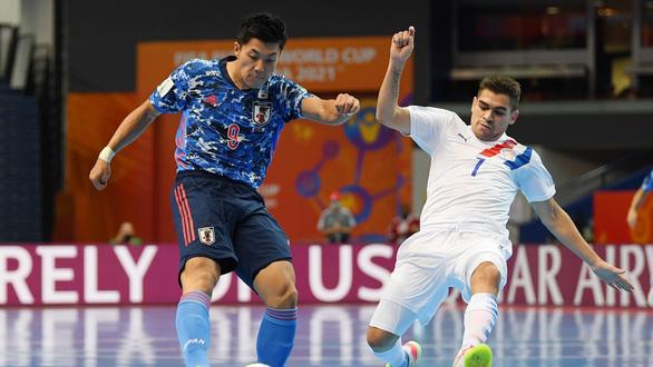 Cả 5 đội tuyển châu Á đều giành quyền đi tiếp ở World Cup futsal 2021 - Ảnh 1.
