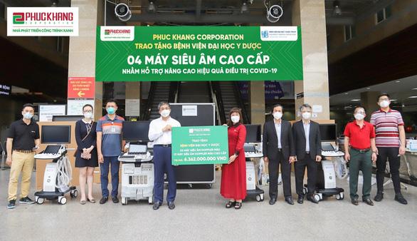Giám đốc Bệnh viện ĐH Y Dược TP.HCM: 'Cơ hội hồi sinh cho người bệnh từ những chiếc máy siêu âm' - Ảnh 2.