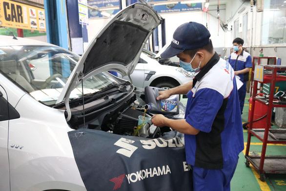 Giữ chân người dùng bằng hậu mãi, Suzuki chọn bước đi đúng đắn - Ảnh 1.