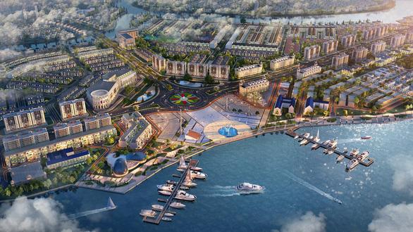 Doanh nhân Anh Thơ: BĐS đô thị sinh thái tích hợp là kênh đầu tư tiềm năng - Ảnh 2.