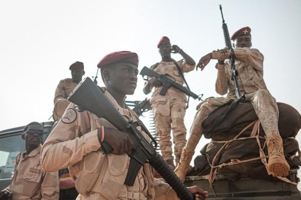 Đảo chính bất thành ở Sudan, nhiều sĩ quan cấp cao bị bắt - Ảnh 1.