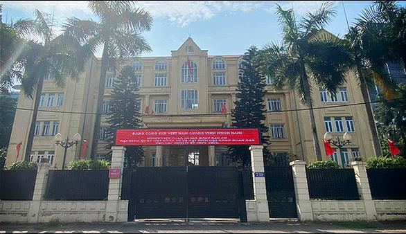 Nguyên trưởng Phòng cảnh sát kinh tế Công an Hà Nội Phùng Anh Lê bị bắt tạm giam - Ảnh 2.
