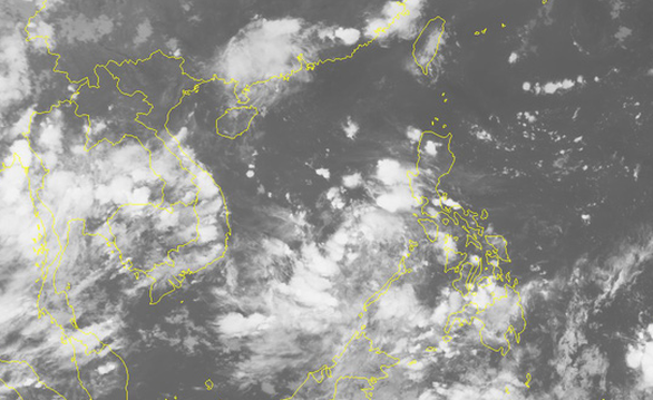 Vùng áp thấp có khả năng thành áp thấp nhiệt đới, gây mưa lớn ở miền Trung, Tây Nguyên - Ảnh 1.