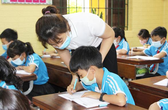 Học sinh tỉnh Bắc Ninh trở lại trường từ ngày 24-9 - Ảnh 1.
