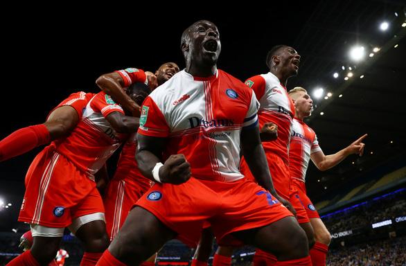 Man City và Liverpool dễ dàng vào vòng 4 Cúp Liên đoàn - Ảnh 1.
