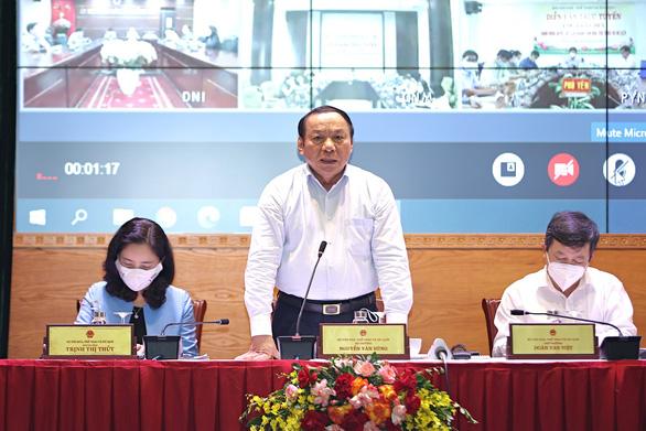 Diễn đàn Bộ Văn hoá - Thể thao và Du lịch mới mở màn đã 'trục trặc kỹ thuật'