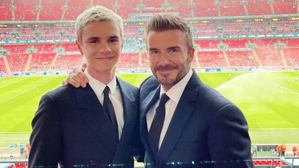 Chuyện David Beckham dạy con - Ảnh 1.