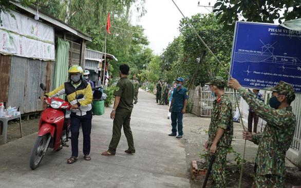 Toàn tỉnh Đồng Tháp trở về giãn cách theo chỉ thị 15 từ ngày 23-9 - Ảnh 1.
