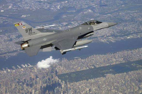 Máy bay vào không phận cấm ở New York, F-16 của Mỹ phải xuất kích - Ảnh 1.