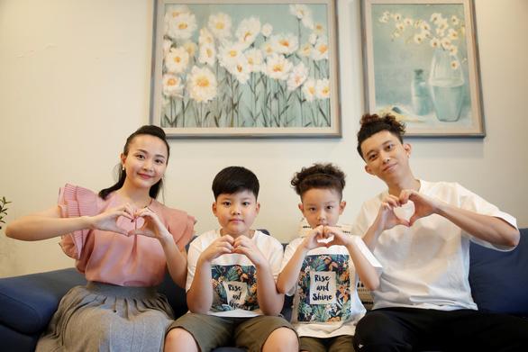 Ca sĩ Bảo Trâm, Quang Minh, nghệ sĩ Quỳnh Trang... tham gia Cuộc chiến nuôi con - Ảnh 3.