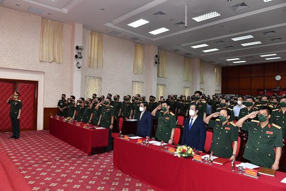 Thủ tướng Phạm Minh Chính: Lợi ích quốc gia, dân tộc là bất biến - Ảnh 2.