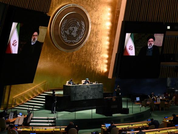 Iran muốn nối lại đàm phán hạt nhân - Ảnh 1.