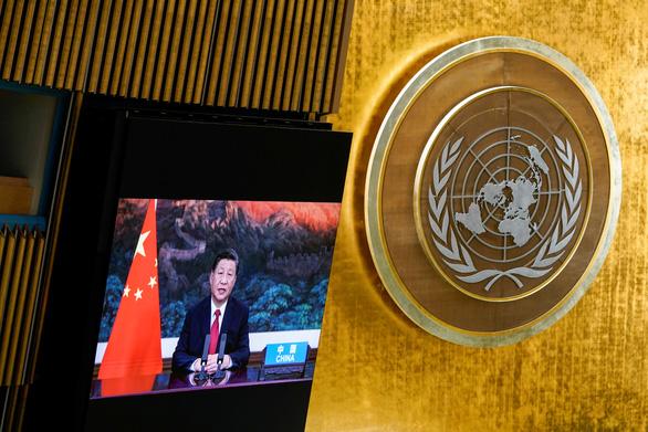 Ông Tập Cận Bình cam kết Trung Quốc không xây dự án nhiệt điện than mới ở nước ngoài - Ảnh 1.
