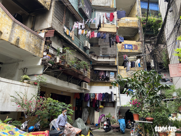 Những chung cư cũ nào ở Hà Nội sẽ được chỉnh trang, cải tạo? - Ảnh 2.