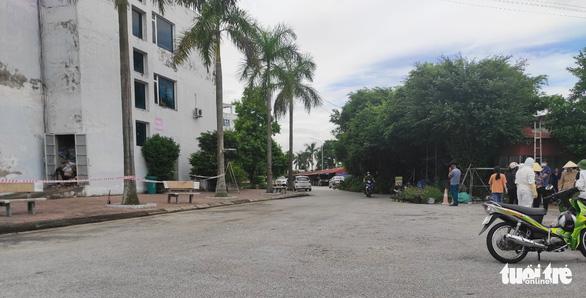Bệnh nhân mất tích trong bệnh viện, sau một ngày thấy chết trong kho rác - Ảnh 1.