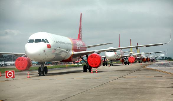 Lấy ý kiến 2 phương án khai thác trở lại các chuyến bay nội địa - Ảnh 1.