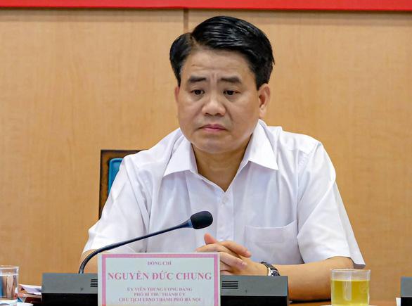 Ông Nguyễn Đức Chung tiếp tục bị truy tố vì chỉ đạo mua hóa chất giúp công ty gia đình trục lợi - Ảnh 1.